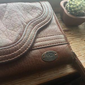 Roxy Lisboa Vegan Wallet